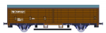 GM2420102 BR Railfreight Track Cleaning Wagon